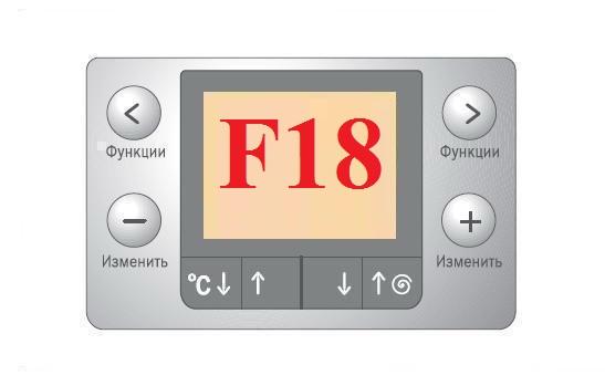 Ошибка F18 стиральной машины Siemens: значение и устранение