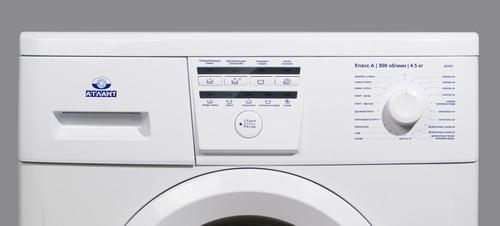 Что значит ошибка F3 стиральной машины Атлант