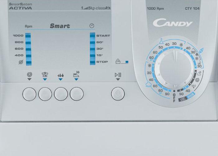 Что значит ошибка е01 стиральной машины Канди