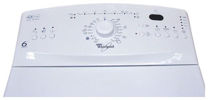 Что значит ошибка f08 стиральной машины Вирпул